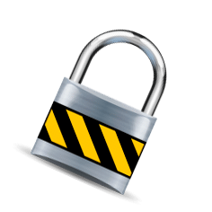 Padlock security Icon - Security Legal Sp. z o.o.