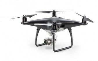 Dron - wykorzystywany do filmowania obiektów